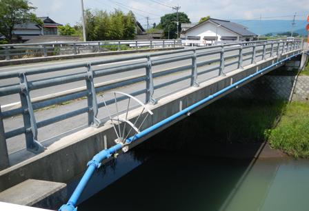 下西河原橋 熊本県阿蘇市一の宮町中通 地内