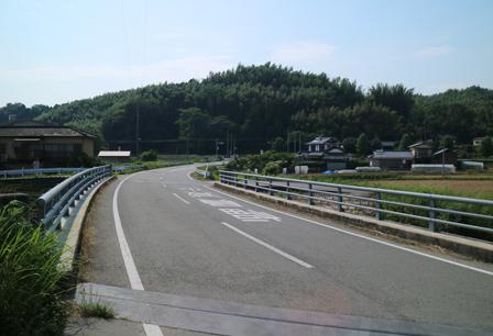 舟島小橋 植木町平井地内