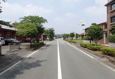 国道387号 道の駅泗水